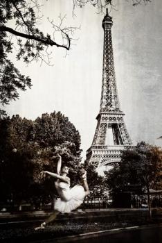 Dans en fotografie versterken elkaar in Nostalgie Parisienne