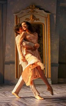 Recensie van dansvoorstelling Chéri van Martha Clarke.