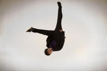 Dance Works Rotterdam/André Gingras. Foto Chris Nash