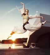 Streetdance, ballet, volksdans en bollywood in 1001 Nacht. Foto door Ruud Baan
