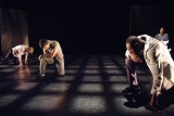 Choreograaf Lloyd Marengo met dansvoorstelling Father Father