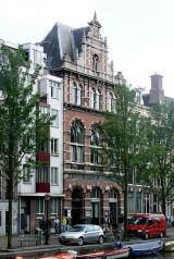 Doelenzaal Amsterdam. Beeld van Andreas Praefcke via Wikimedia