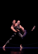 Choreografie Without Words tijdens het Benefietgala Dansersfonds '79.