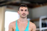 Danser, choreograaf en dansdocent Francesco Curci