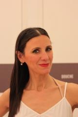Gabriela Zuarez organiseert auditieronden in Amsterdam.