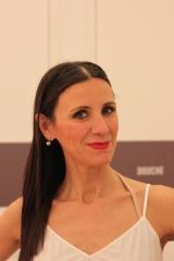 Biografie van danseres en choreografe Gabriela Zuarez.