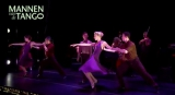 Fragment uit Mannen van de Tango. Beeld door Internationaal Danstheater.