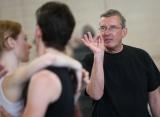 Choreograaf Nils Christe