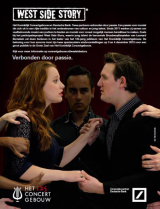 Bezoek op 3 of 4 december de finale West Side Story in Het Concertgebouw.