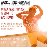 World Dance Movement Amsterdam New Dance Studios
