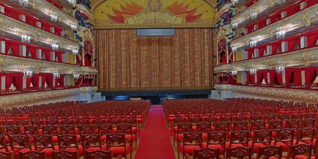 Foto: Google Cultural Institute - Bolshoi Theater