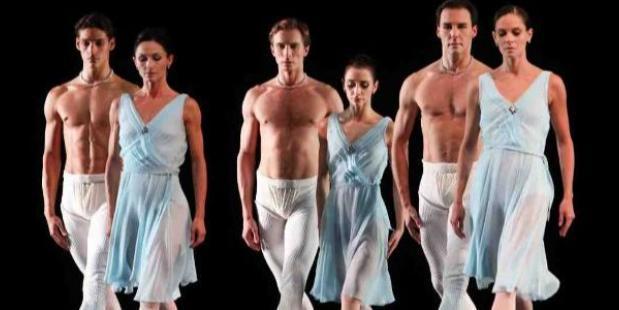 Het Nationale Ballet op tournee in Duitsland, Italië en het Verenigd Koninkrijk