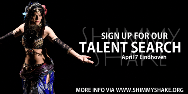 Shimmy Shake Talent Search 2019 Eindhoven