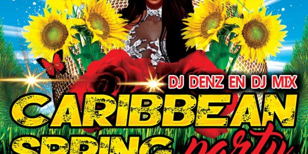 Caribbean Spring Party