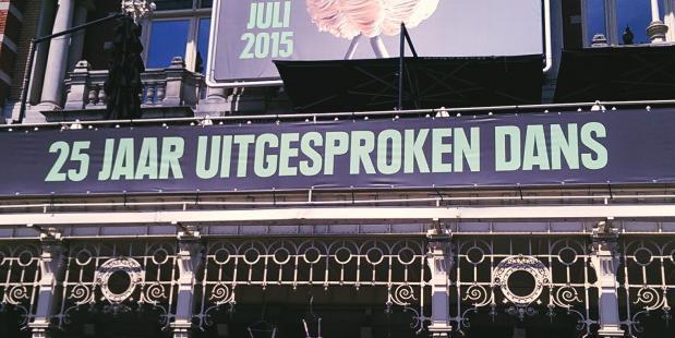 Bron: Stadsschouwburg Amsterdam - Julidans