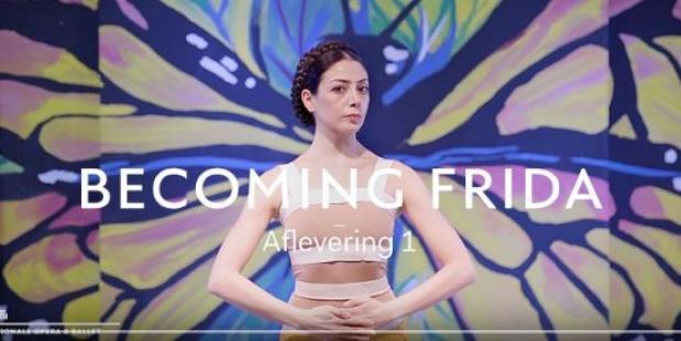 Becoming Frida, Frida, Het Nationale Ballet