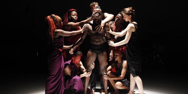 Foto Marjon Broeks, Internationaal Danstheater - Boma