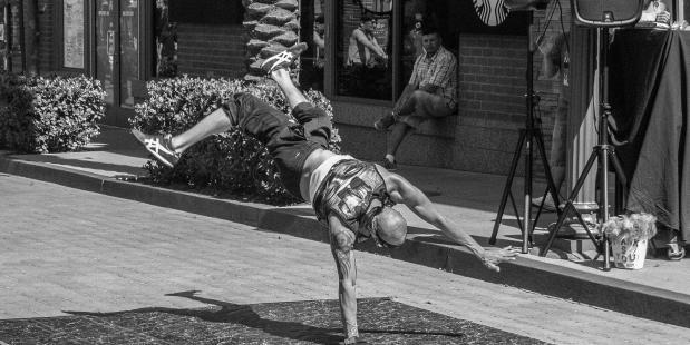Dansen met Do deel 3: Breakdance
