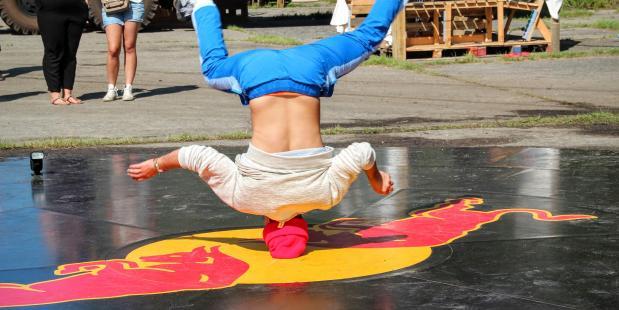 Breakdance op de Olympische Jeugd Spelen