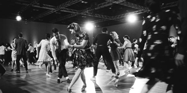 evolutie van dans ,dansen door de jaren heen