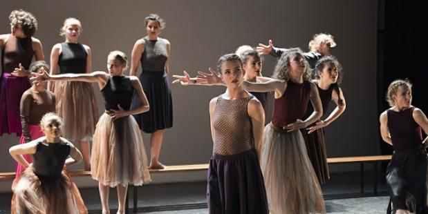 Docent Dansopleiding van Codarts 2016-2017 © Marcel van Oostrom
