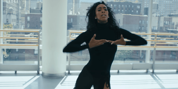The Movement by ELLE – Danseres Constance Stamatiou