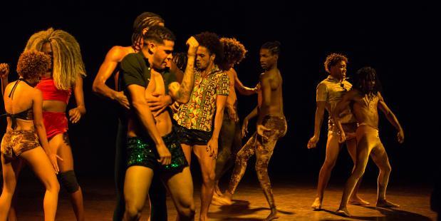 passinho dans rio de janeiro dance battle suave