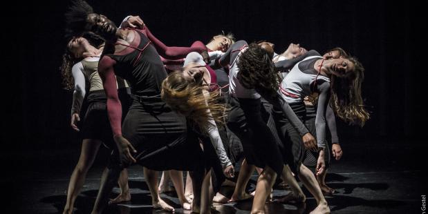 Foto: Noortje van Gestel - Fontys Dance Academy