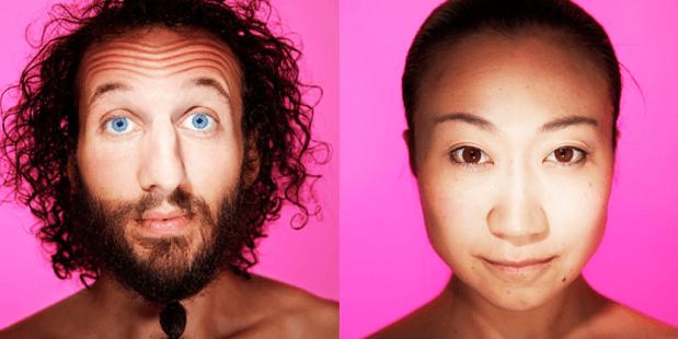 Conny Janssen Danst - Davide Bellotta (li.) en Mariko Shimoda (re.)