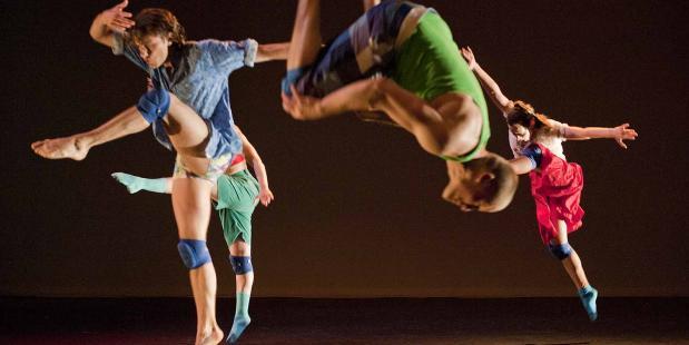 Foto: Ben van Duin - de KISS moves