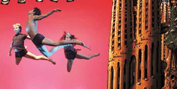 Bron: Barcelona Dance Award 2016