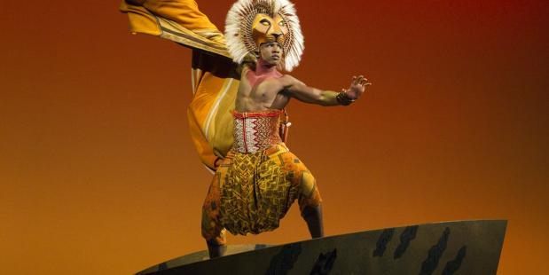 'The Lion King' best bezochte musical ooit in Nederland.