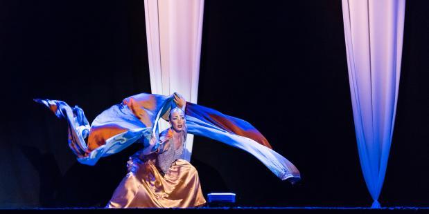 Foto: Yusra Ali, Samadhi Dance Company