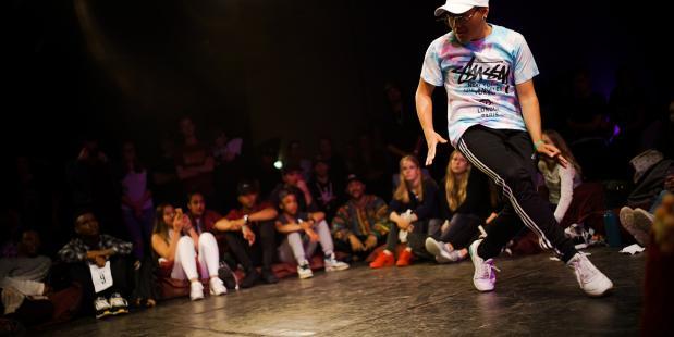 Foto: De Dansopleiding van Creative College