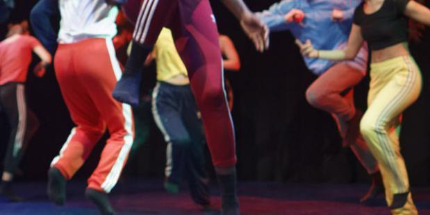 dans theater nieuw opleiding beginners