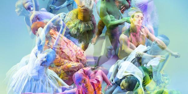 FEEST, Introdans Ensemble voor de Jeugd