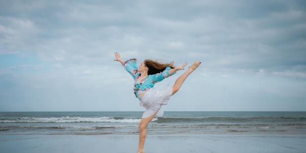 Digitale dance-off gemaakt door Zuid-Amerikaanse dansers