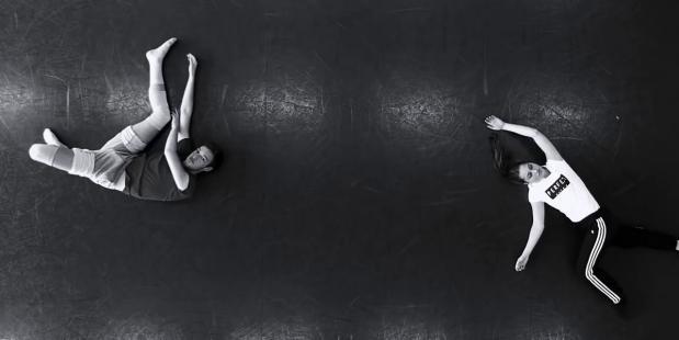 dans, moderne dans, floorwork, tips, verbeteren