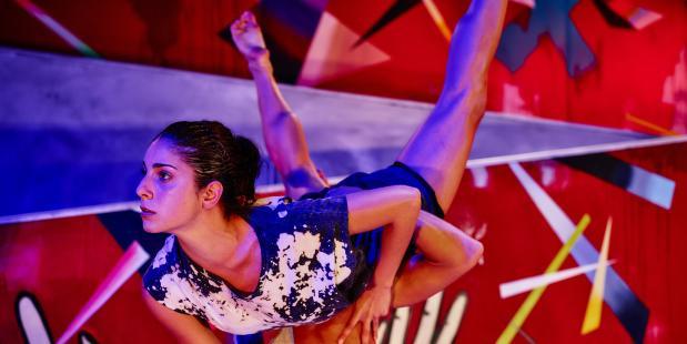 Skyline - SALLY Dansgezelschap Maastricht, fotograaf Tycho Merijn