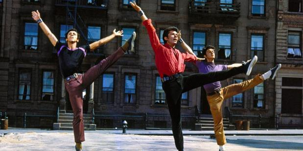west side story dans film musical
