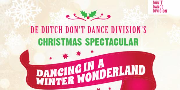 Dancing in a winter wonderland De Dutch Dont Dance Division