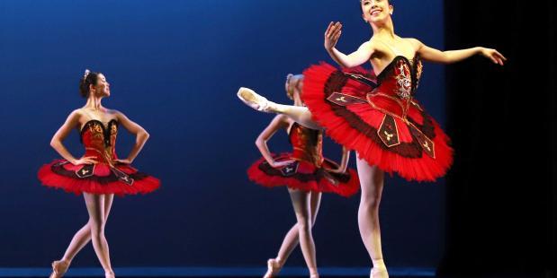 Het Nationale Ballet - Paquita. Foto Hans Gerritsen