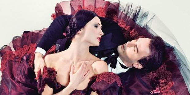 Foto Onegin - Het Nationale Ballet