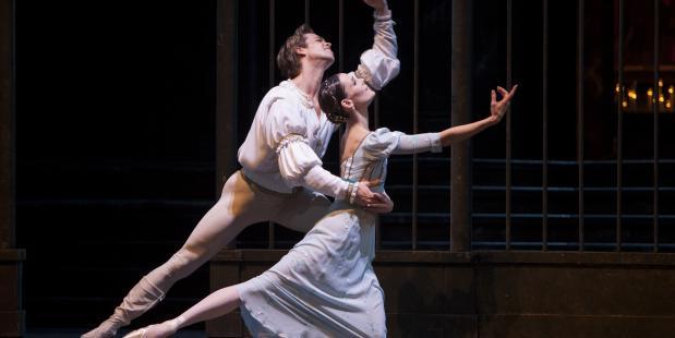 Citaten Romeo En Julia : Première romeo en julia van het nationale ballet dans