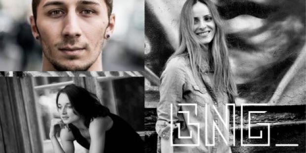 Dunja Jocic, Wubkje Kuindersma en Rutkay Özpinar - winnaars van BNG Bank Dansprijs voor Excellent Talent, bron: Korzo