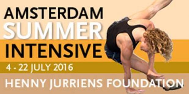 Schrijf je in voor het Amsterdam Summer Intensive 2016!
