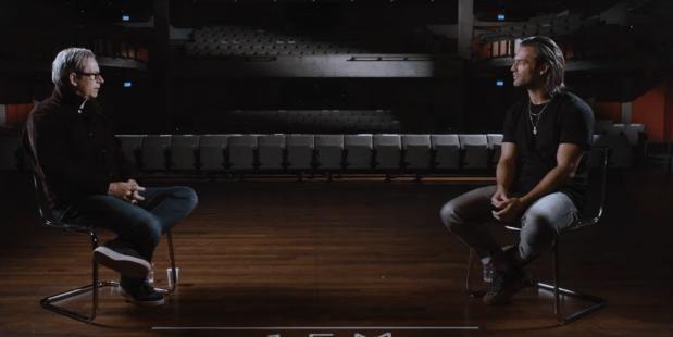 Jan Kooijman maakt online interviewserie over dansen op 1,5 meter