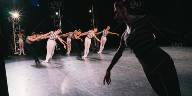 Jiri Kylian Académie des beaux-arts