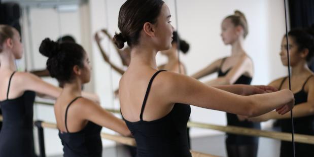 Auditie open dagen dans
