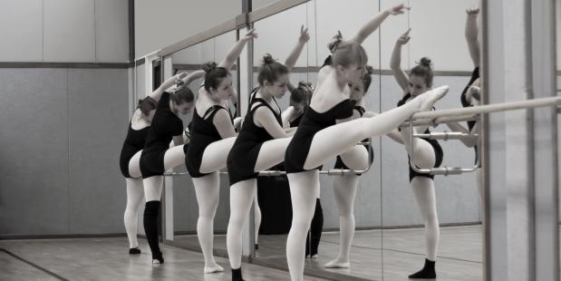 Bron: Song & Dance Academie, MBO Dans